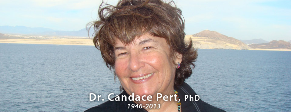 Dr. Candace Pert