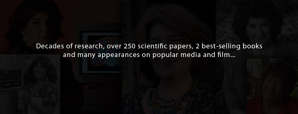 Achievements of Dr. Candace Pert PhD